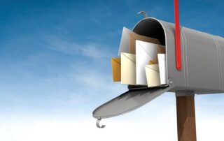 Offer to Sell Mineral Rights in the Mail